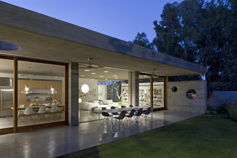 Kedem House in Ramat HaSharon- A House of an Architect (8)