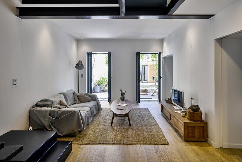 Marseille Duplex - Complete Refurbishment 1