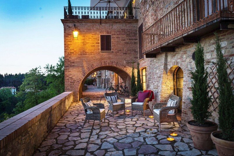 Mazzini House - Unique Residence with 21st Century Comforts and Old World Charm 17