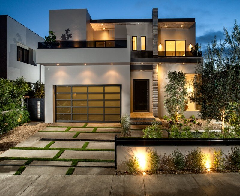 Modern Dream House in West Hollywood Prime Five Homes (1)