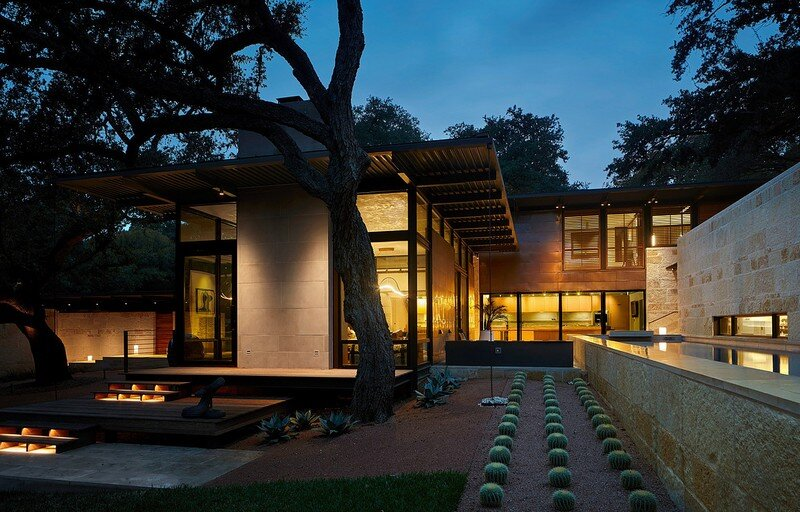 Olmos Park Residence by LakeFlato Architects (6)