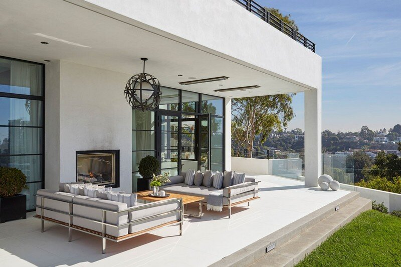 Pacific Palisades Residence in Los Angeles CSS Architecture 1
