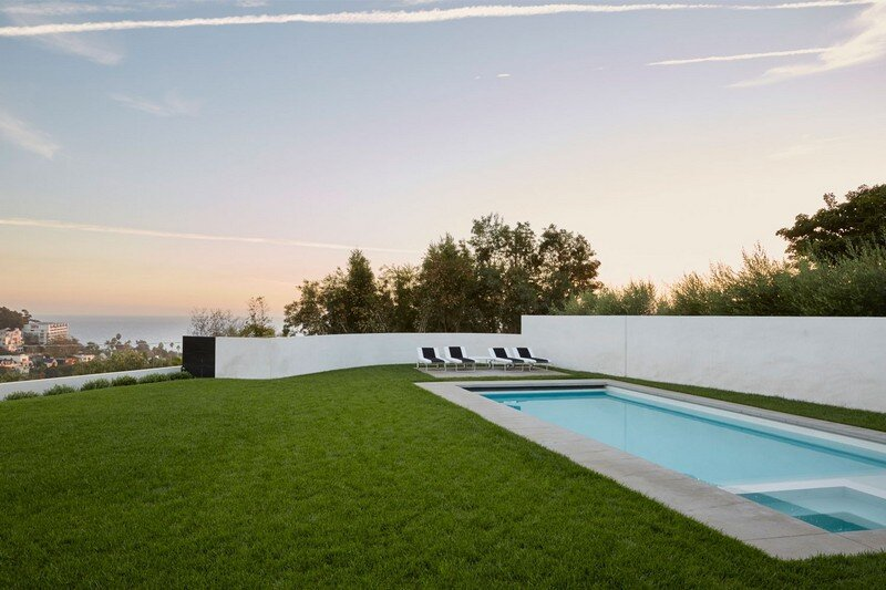 Pacific Palisades Residence in Los Angeles CSS Architecture 22