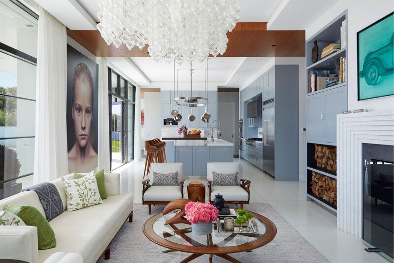 Pacific Palisades Residence in Los Angeles CSS Architecture 8
