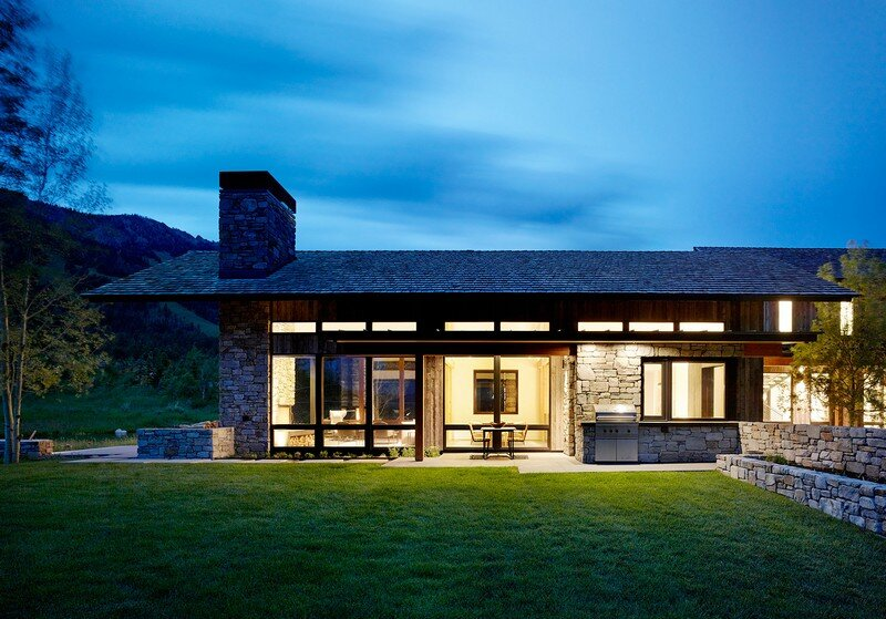 Shooting Star House by Carney Logan Burke Architects 15