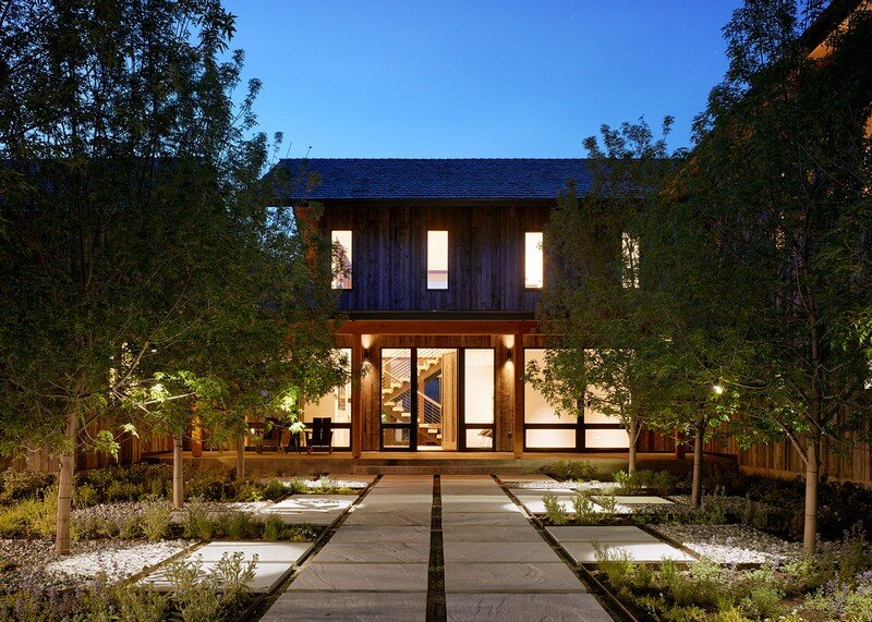 Shooting Star House by Carney Logan Burke Architects 16