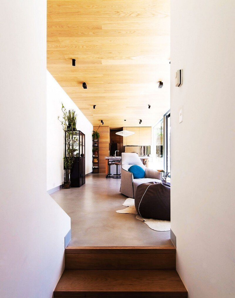 Skin Box House by Mcmahon and Nerlich Architects 2