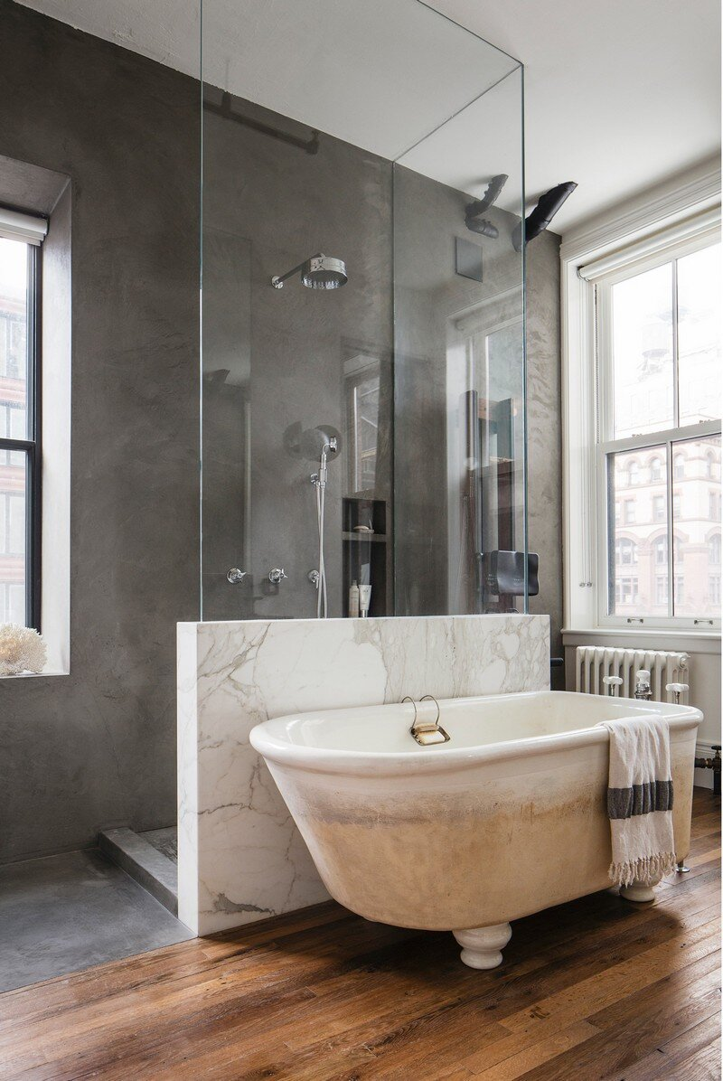 Two-Bedroom Home for a Family of Three / Bond Street Loft 10