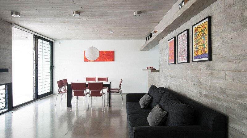 Two Houses Conesa in Buenos Aires / Besonias Almeida 4