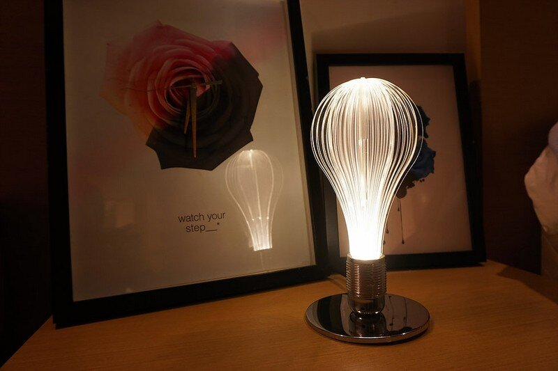 URI Light Collection - Soft and Minimalist LED Bulbs by Nap (6)