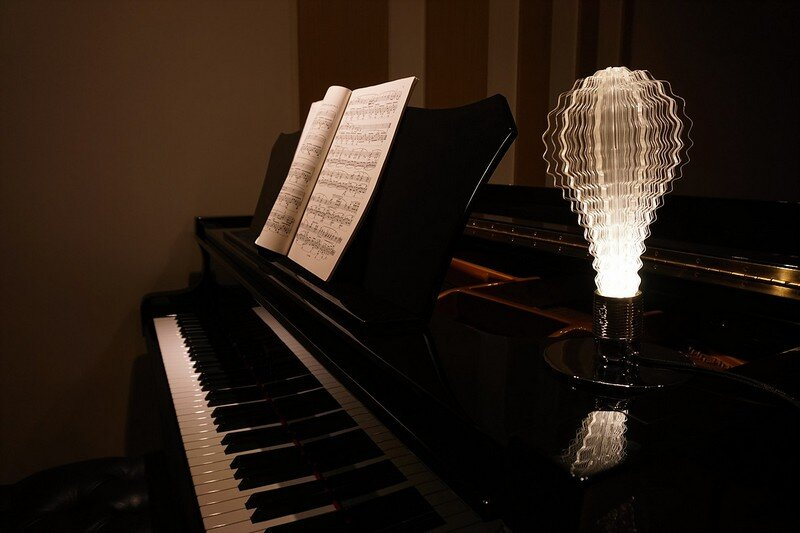 URI Light Collection - Soft and Minimalist LED Bulbs by Nap (7)