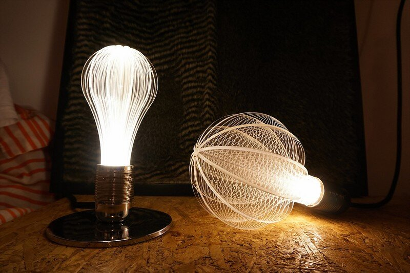 URI Light Collection - Soft and Minimalist LED Bulbs by Nap (8)
