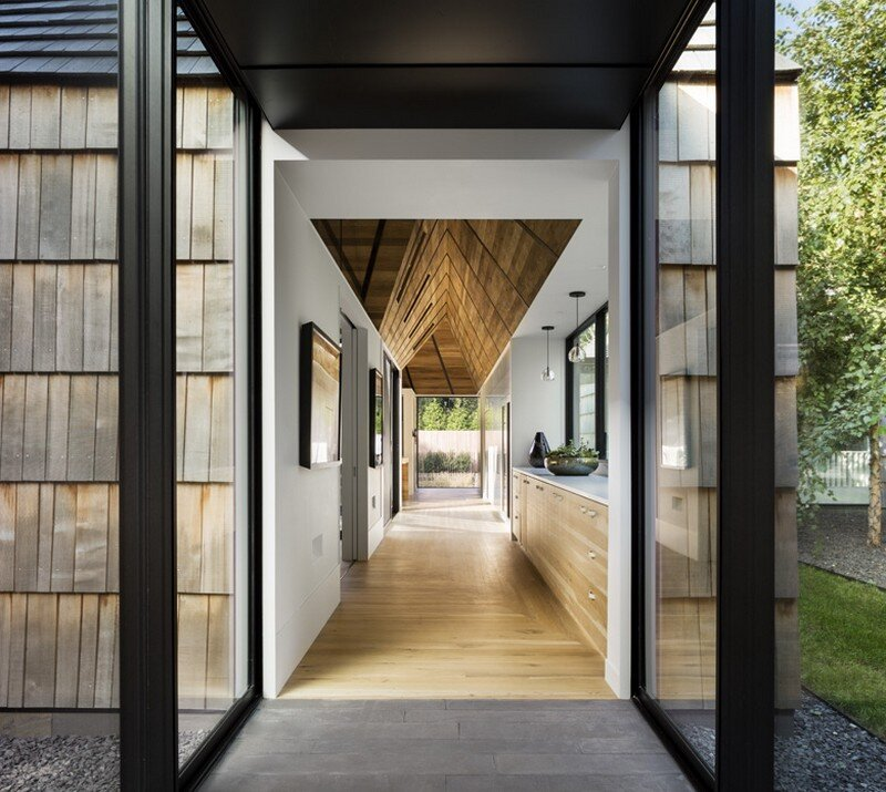 Underhill House - A Family Home Inspired by Quaker Values / Bates Masi Architects 4