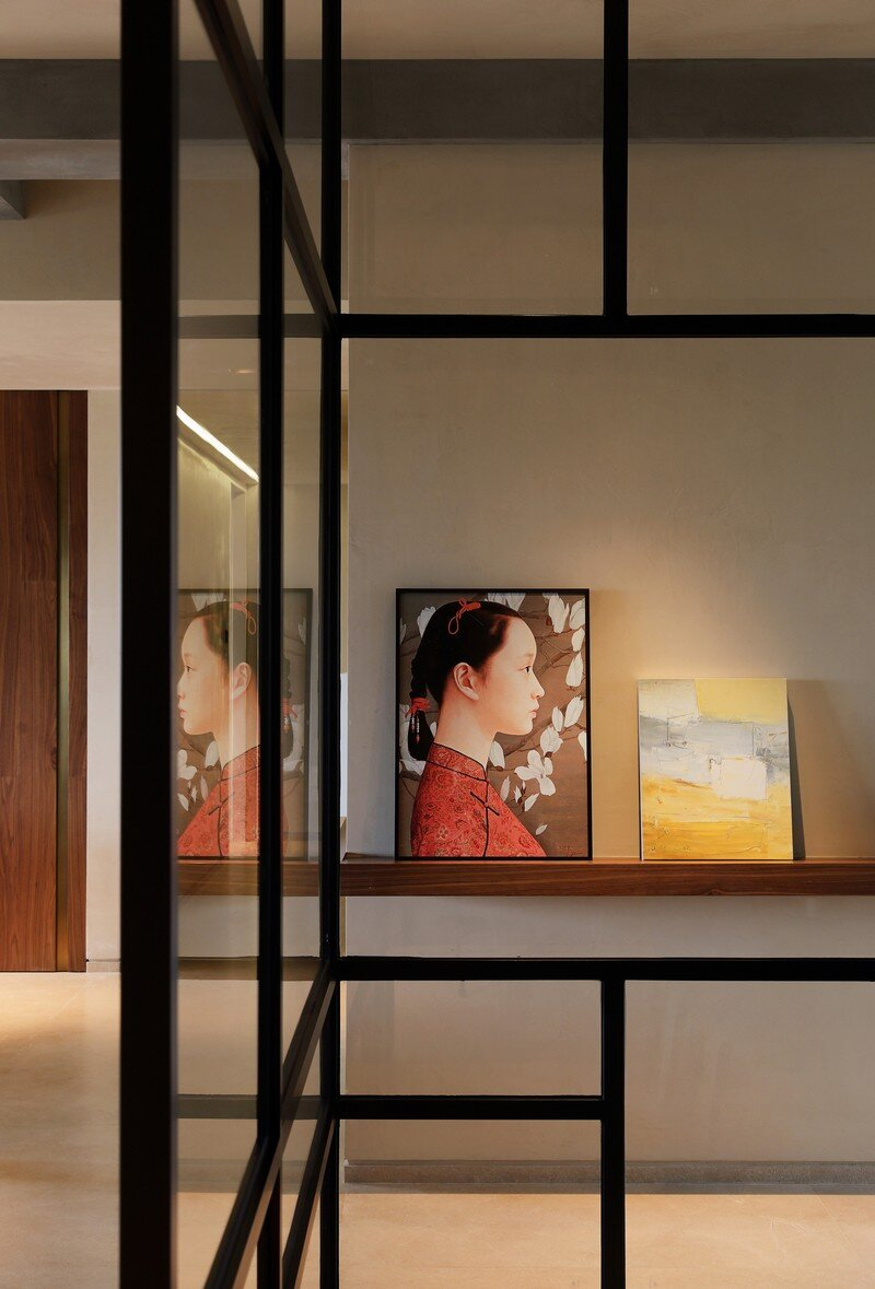 Western Aesthetics Adapted to Chinese Lifestyle Show Flat Origins 11