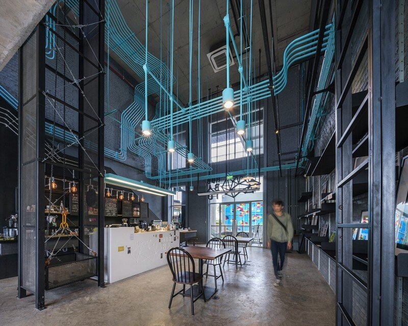 Co Working and Artisan Space 2