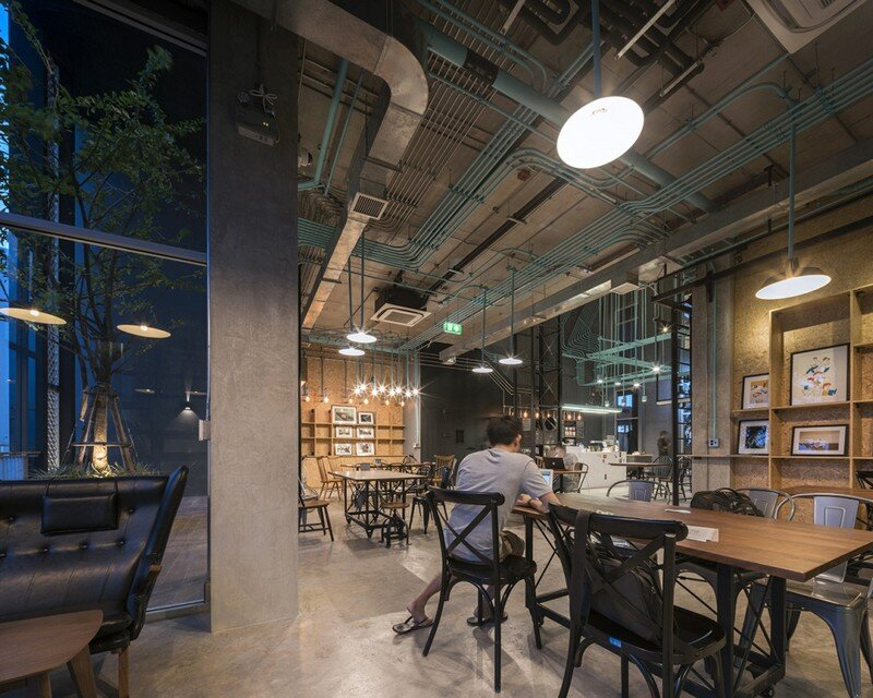 Co Working and Artisan Space 6