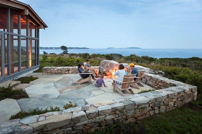 Oceanfront Retreat Maine 3