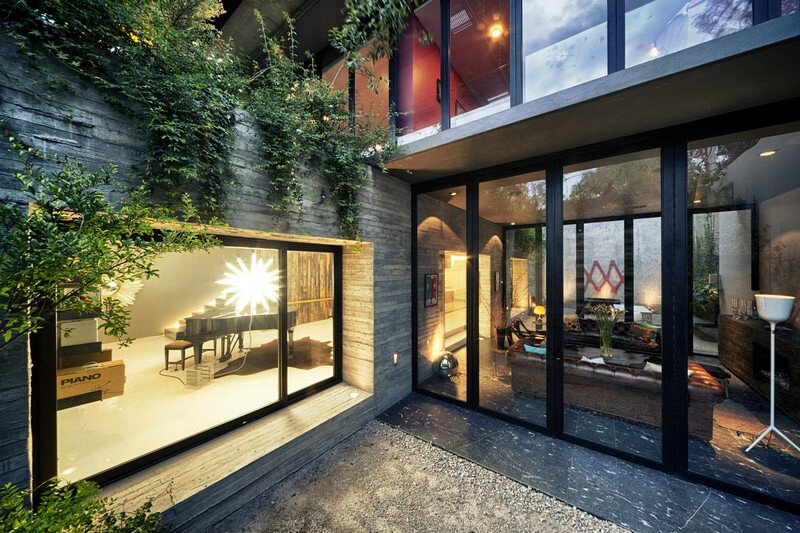 PN House in Mexico City 12