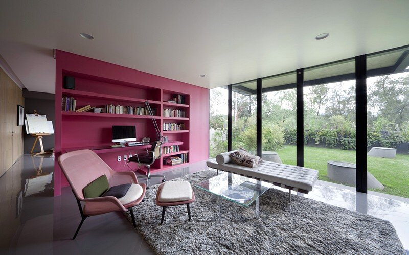 PN House in Mexico City 22