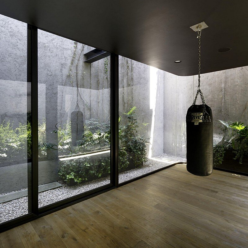 PN House in Mexico City 15