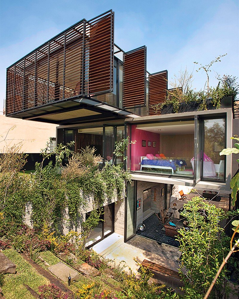 PN House in Mexico City 1