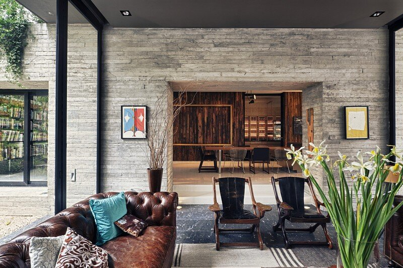 PN House in Mexico City 4