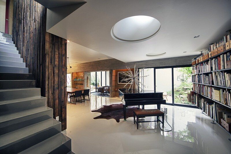 PN House in Mexico City 10