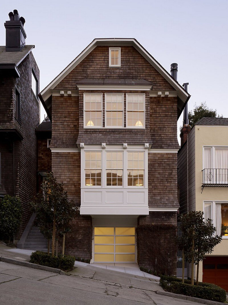 Two Faced House 14