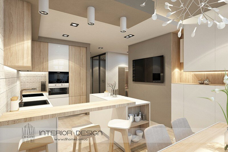 Apartment in Kiev 3