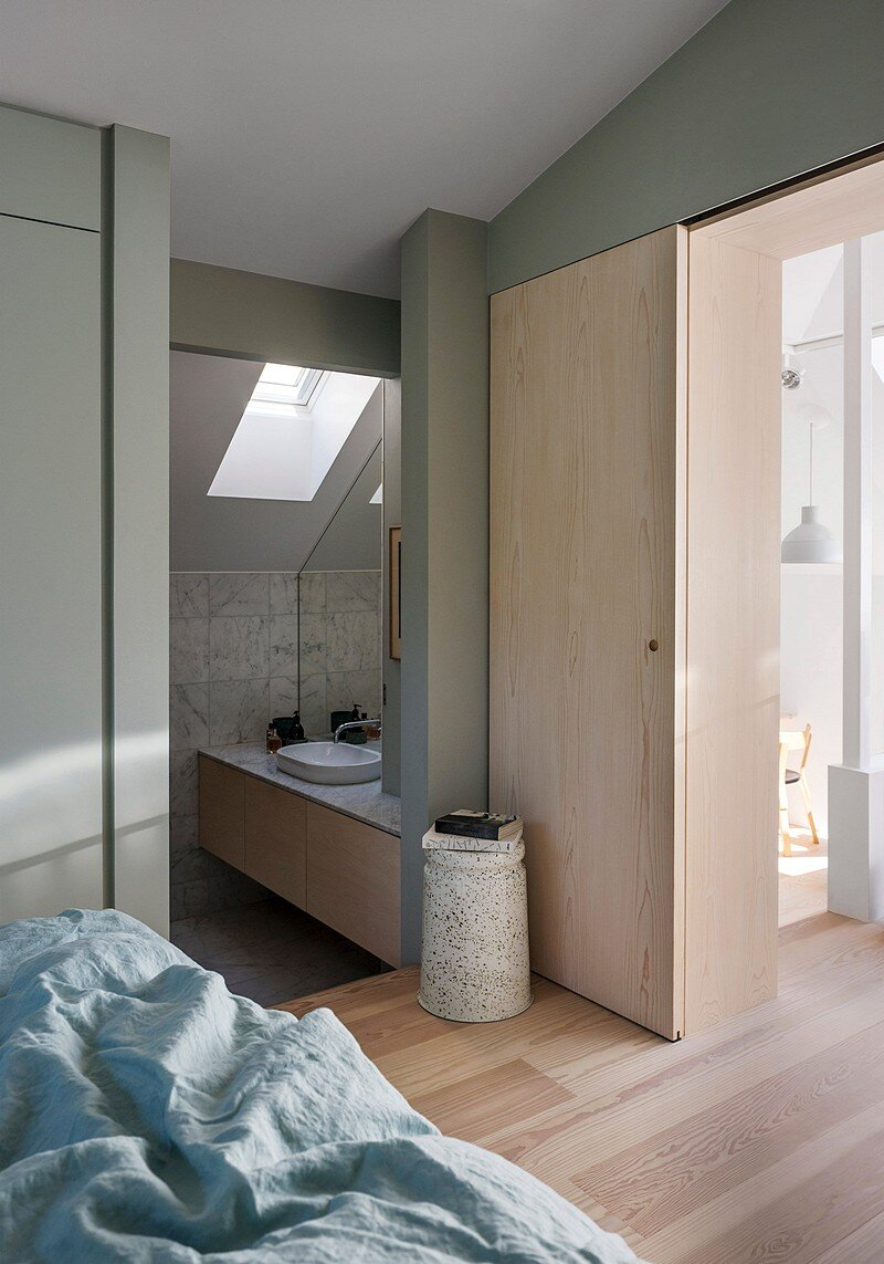 Forstberg Ling Turned an Old Workshop into a Small Home 9