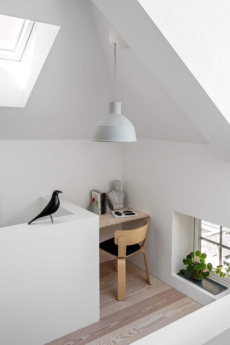 Forstberg Ling Turned an Old Workshop into a Small Home 12