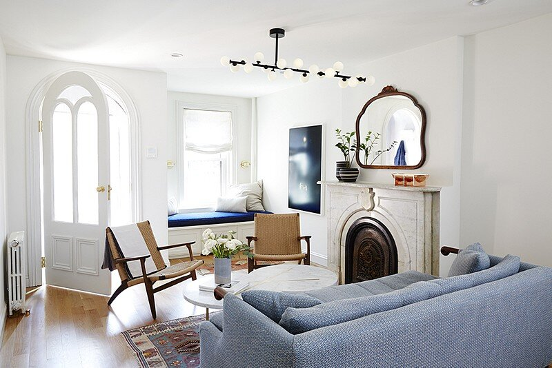 Fort Greene Townhouse by GRT Architects 1