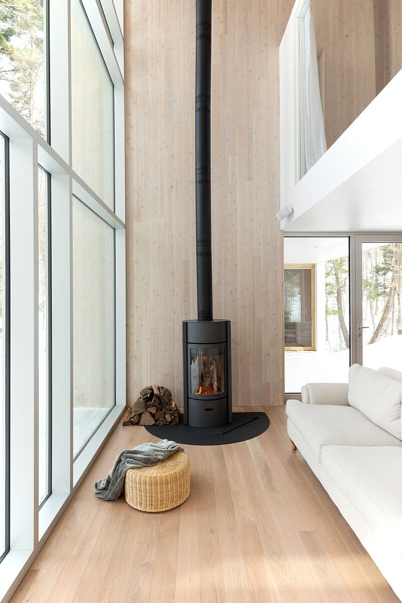 fireplace by Atelier Pierre Thibault 2