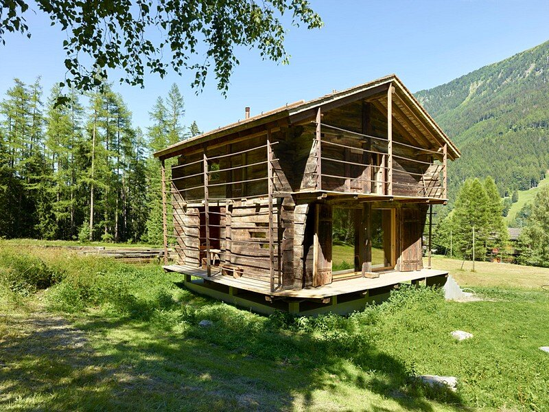 Old Barn Conversion Praz-de-fort 3