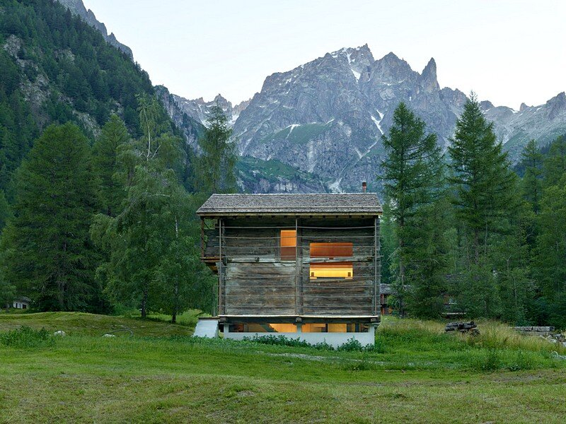 Old Barn Conversion Praz-de-fort 11