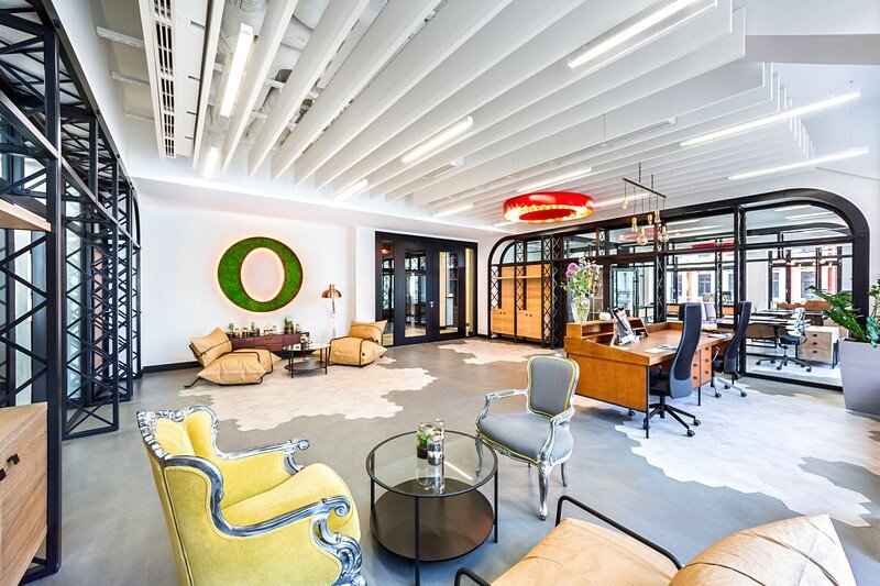 Opera Software Office 1