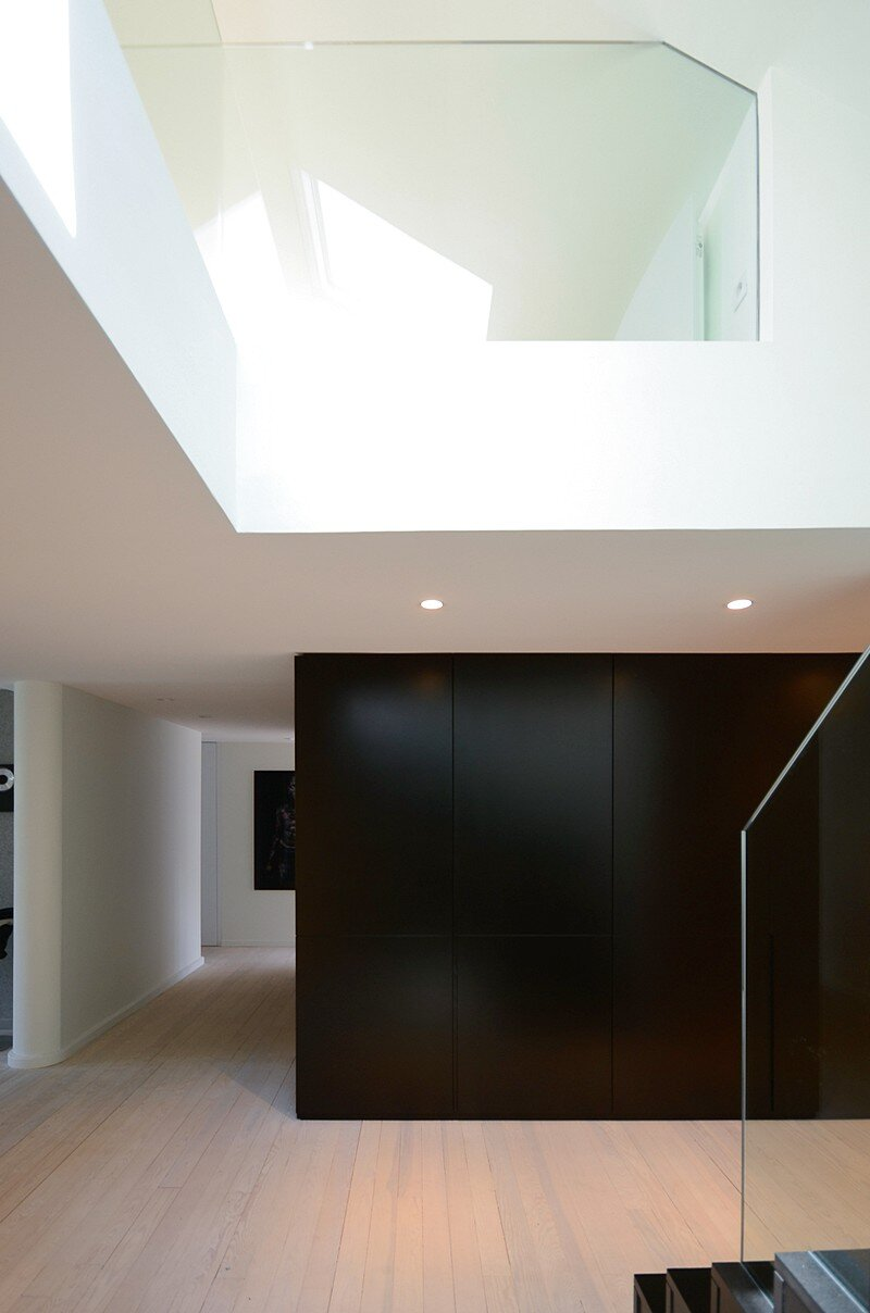 Renovation of a Two Story Attic Apartment 2