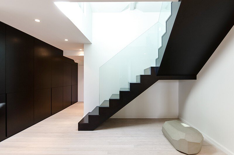 Renovation of a Two Story Attic Apartment 3