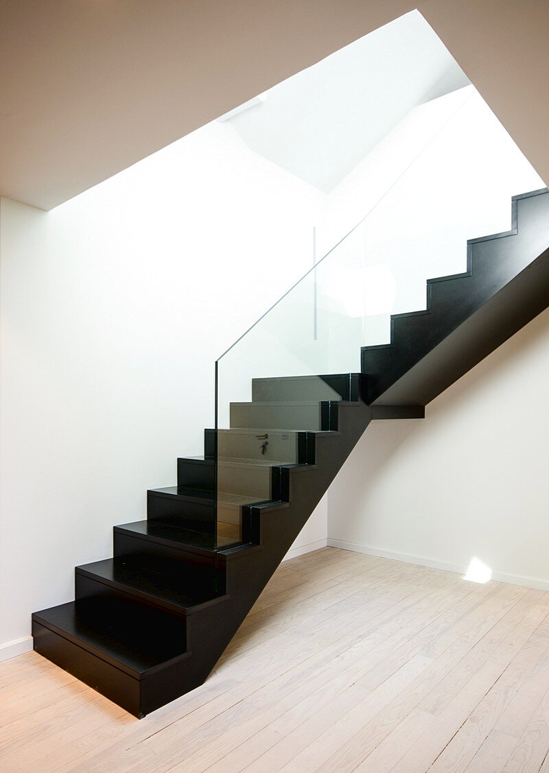 Renovation of a Two Story Attic Apartment 5