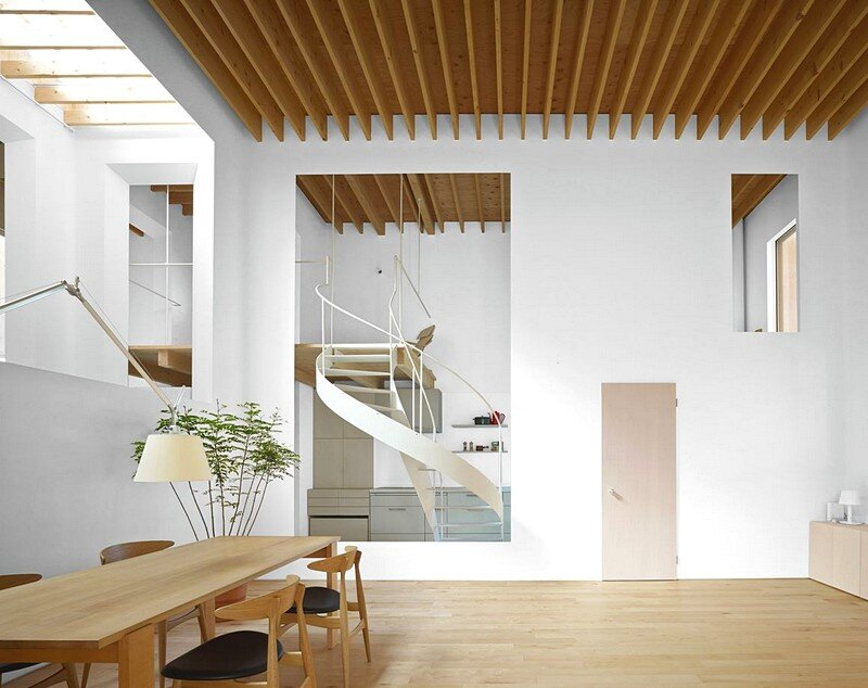 Repository House by Jun Igarashi Architects 5