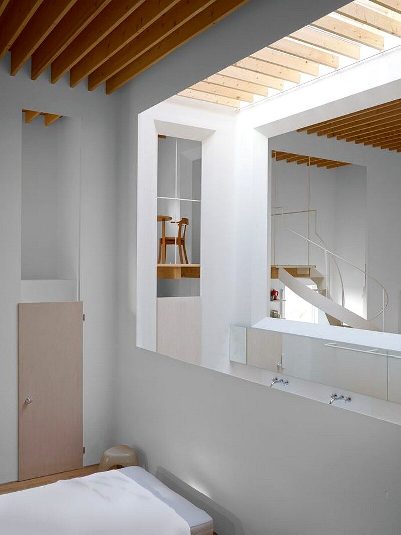 Repository House by Jun Igarashi Architects 11