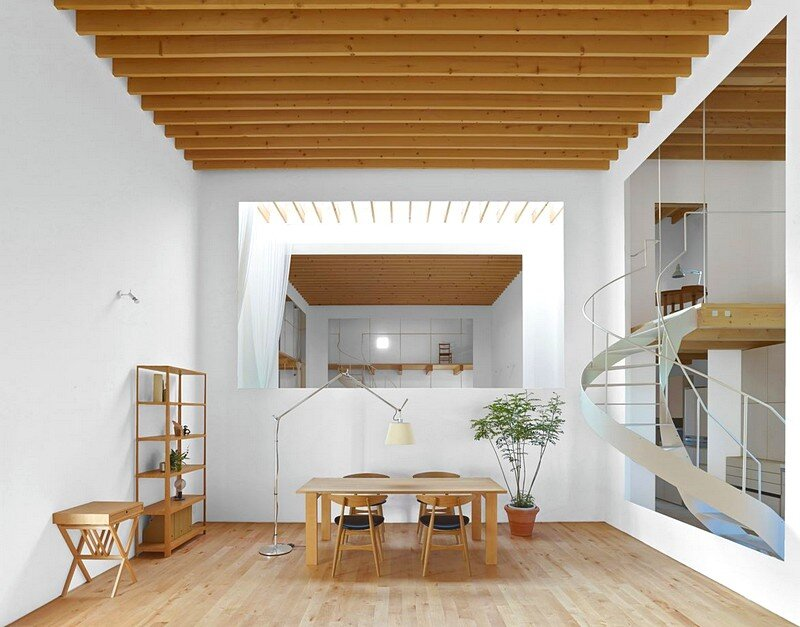 Repository House by Jun Igarashi Architects 3