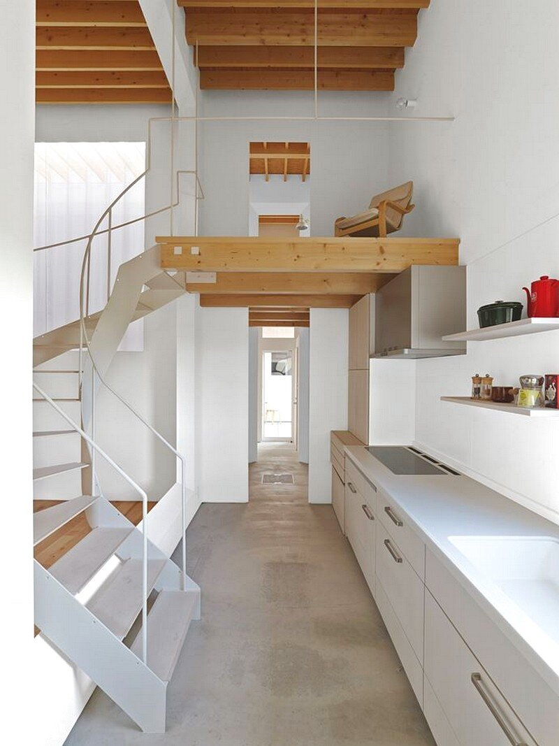 Repository House by Jun Igarashi Architects 4