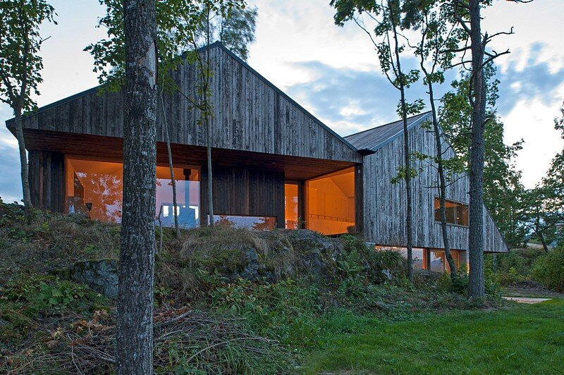 Schjelderup Trondahl Architects, OffRamberg House 13