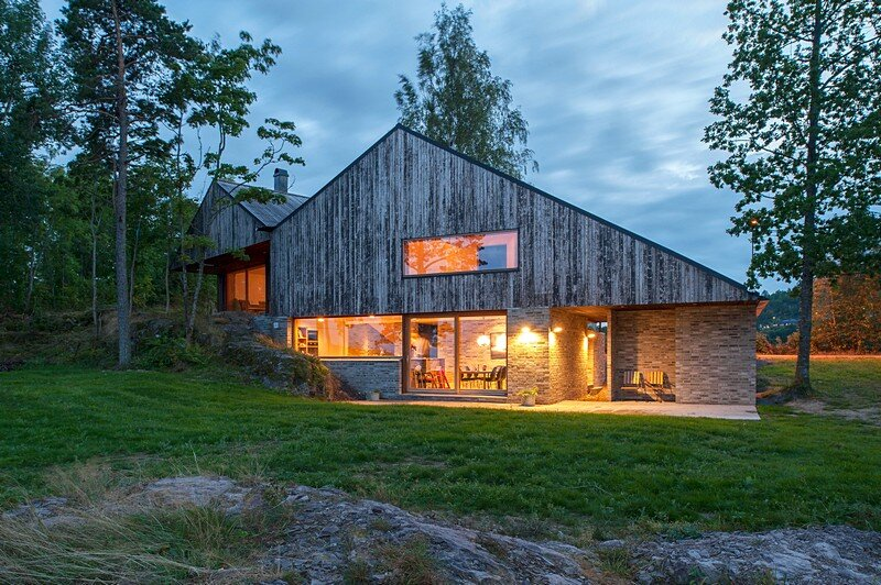Schjelderup Trondahl Architects, OffRamberg House 14