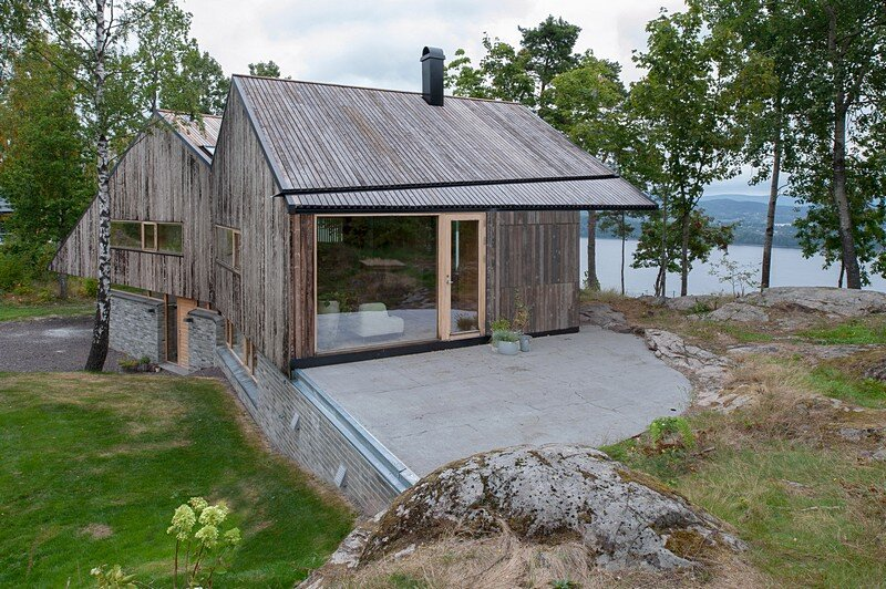 Schjelderup Trondahl Architects, OffRamberg House 1