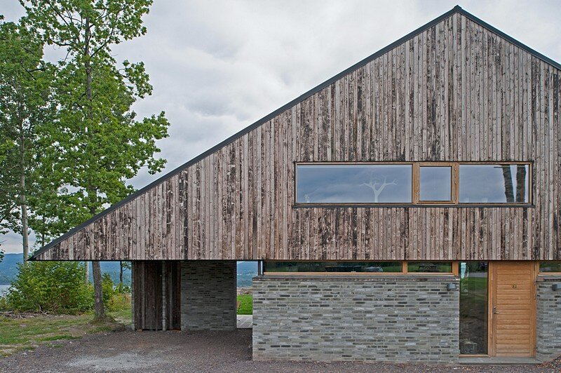 Schjelderup Trondahl Architects, OffRamberg House 2