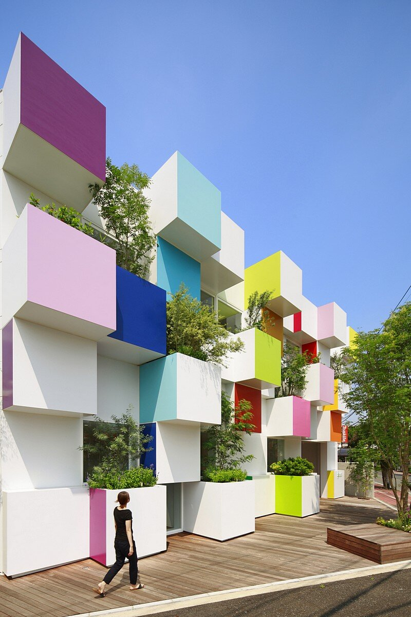 Sugamo Shinkin Bank, Nakaaoki Branch 2