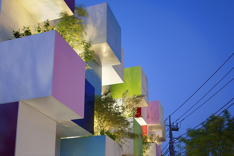 Sugamo Shinkin Bank, Nakaaoki Branch 6