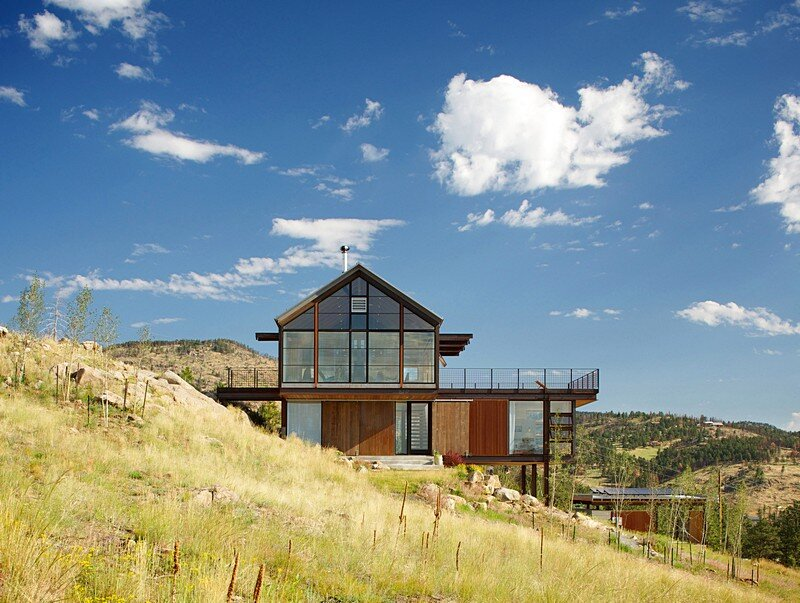 Sunshine Canyon House